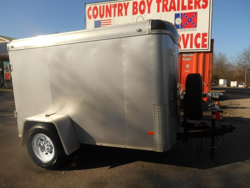 2015 Haulmark CB5X8DS3 Enclosed Cargo Trailer