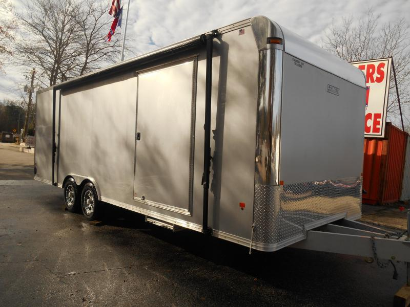 8.5'x24' Car Hauler END OF THE YEAR SPECIAL!!!! $15500.00 CASH ONLY!!!