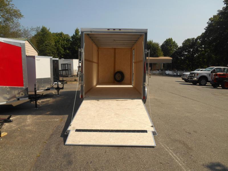 Haulmak All Alum. Enclosed Cargo Trailer