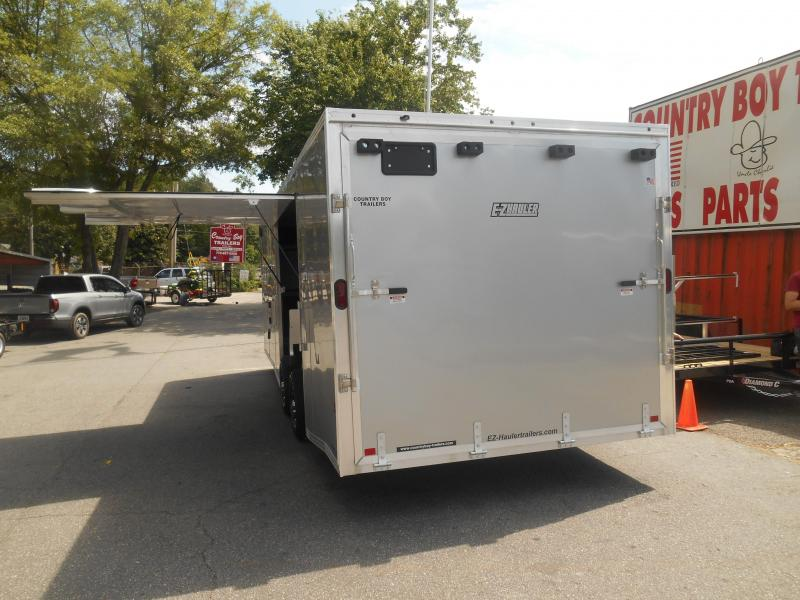 2019 Mission EZEC8X24CH Enclosed Cargo Trailer