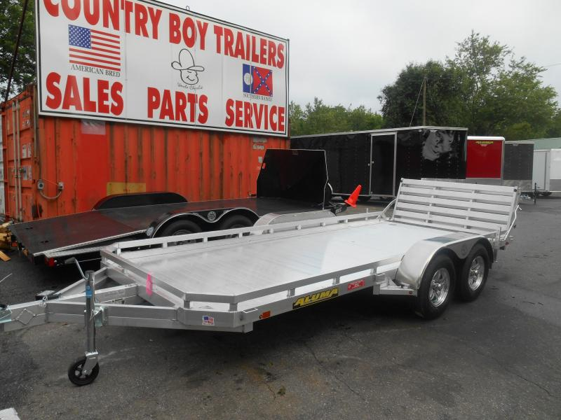 "78""x16' 2-3500# (All Aluminum Aluma7816)"