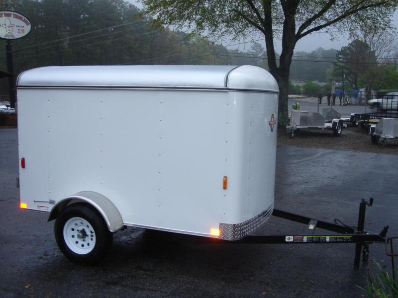 2018 Carry-On 5X8CGEC Enclosed Cargo Trailer