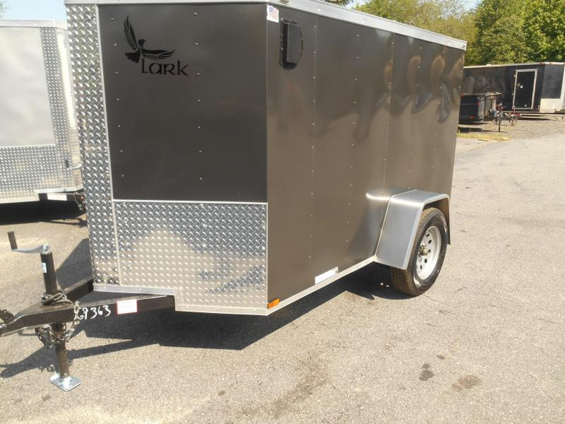 Lark Enclosed Trailer