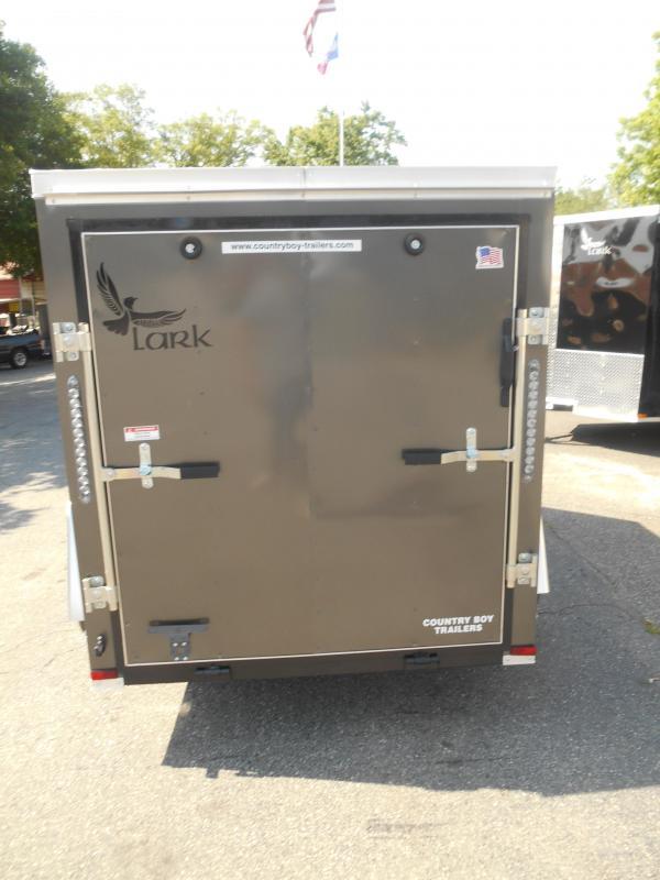 Lark Enclosed Trailer