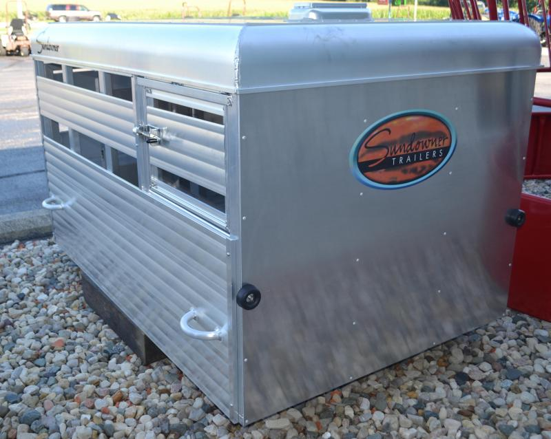 2017 Sundowner Trailers StockBox Truck Bed / Equipment