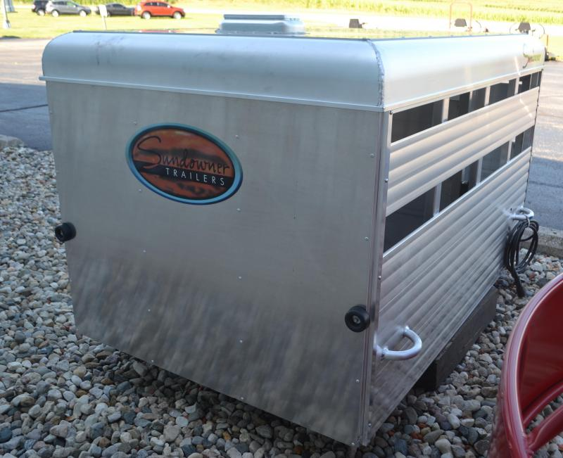 2017 Sundowner Trailers StockBox Truck Bed / Equipment