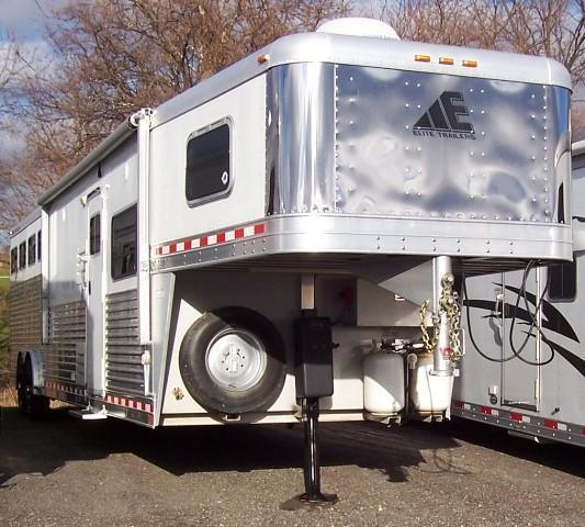 2008 Elite Trailers 14 LQ by Horse Trailer