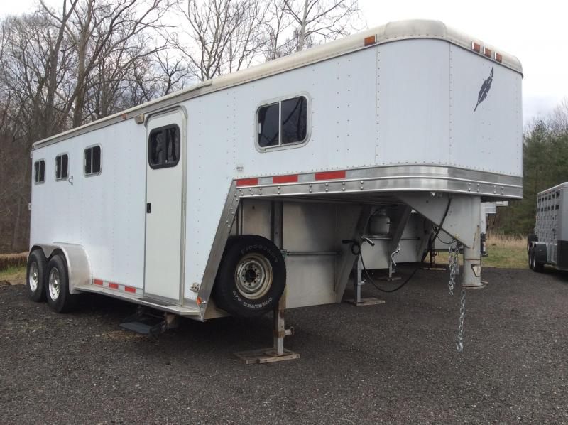 1995 Featherlite 9449 w/finished Dress Horse Trailer
