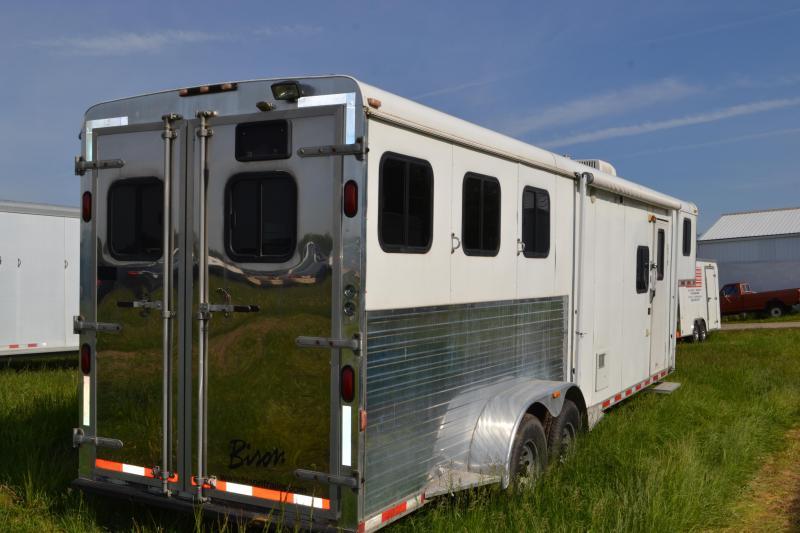 2006 Bison Trailers 310SE Horse Trailer
