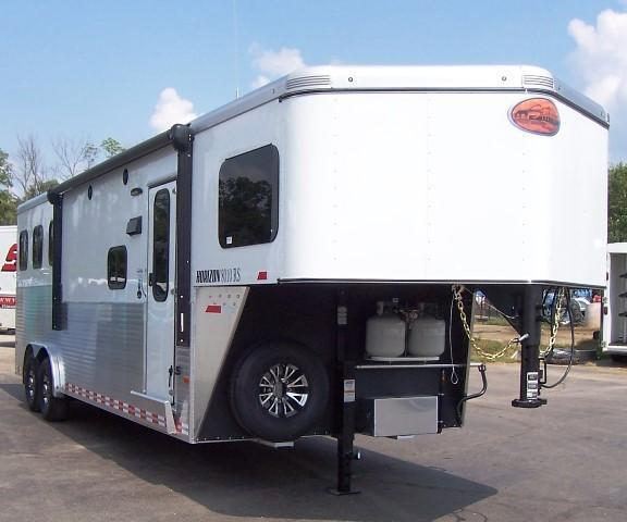 2016 Sundowner Trailers Horizon 8010RS Horse Trailer