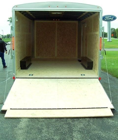 2018 Haulin Trailers HACX8516 Enclosed Cargo Trailer