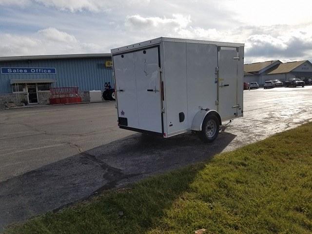 2018 US Cargo ULAFT610SA Enclosed Cargo Trailer