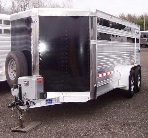 2014 Eby Trailers 16 Low Pro Stock