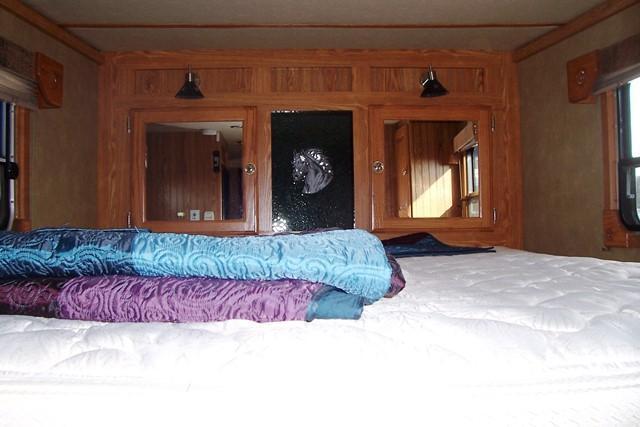 2009 Twister Longhorn Conversion Horse Trailer