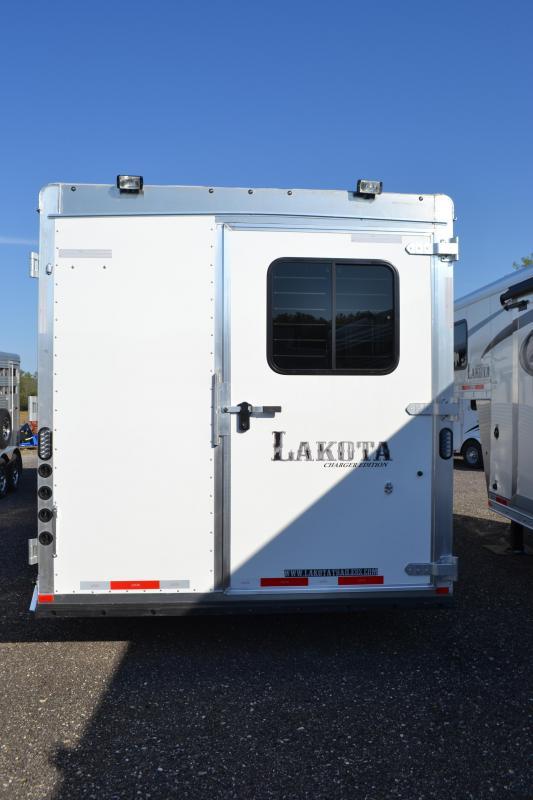 2018 Lakota Trailers Charger Horse Trailer