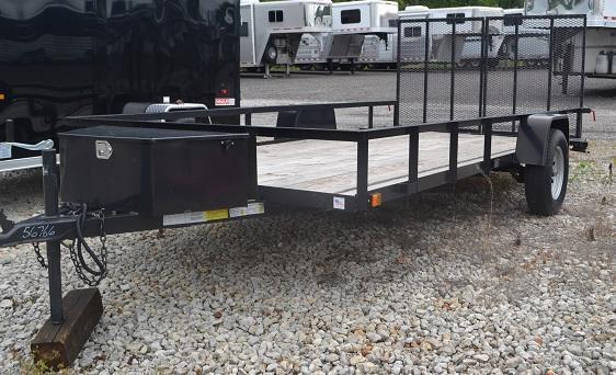 2016 US Cargo Utility Utility Trailer