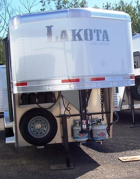 2018 Lakota Trailers 311 Colt Horse Trailer