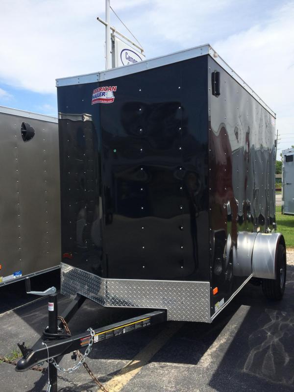 2017 American Hauler Industries AR510SA Enclosed Cargo Trailer