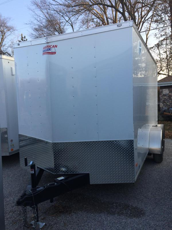 2018 American Hauler Industries NH714TA2 Enclosed Cargo Trailer