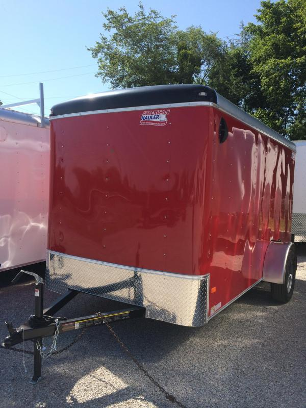 2018 American Hauler Industries AIR LITE Enclosed Cargo Trailer