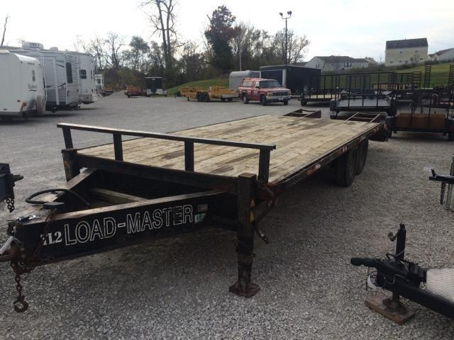 2002 Trailer Equipment Hauler