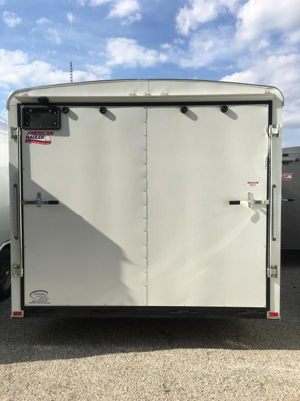 2018 American Hauler Industries Falcon XC 8.5 X 20 Enclosed Cargo Trailer