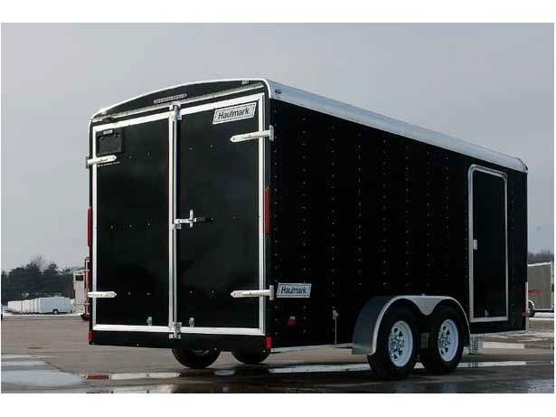 2017 Haulmark KD7X26WT5 Enclosed Cargo Trailer