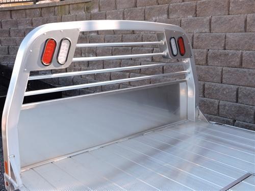 SK Aluminum Truck Bed