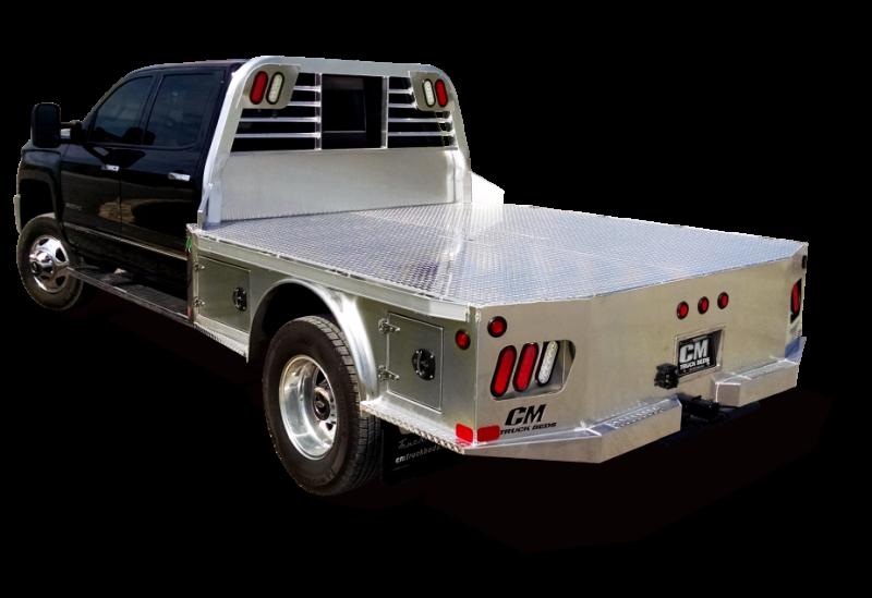 CM Truck Bed Aluminum