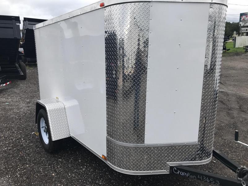 Arising 5x8 Cargo Trailer W/O Side Door