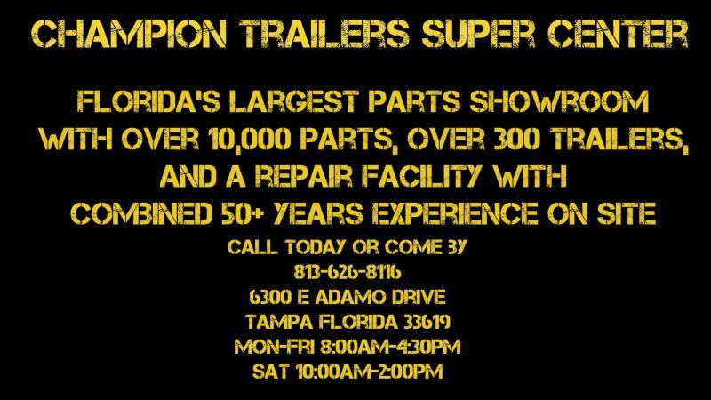 Champion Trailer Super Center