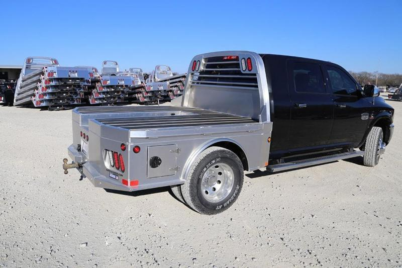 Beautiful Aluminum CM Made Truck Bed