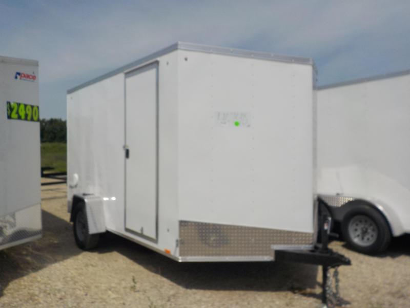 2019 Pace American Outback Deluxe Enclosed Cargo Trailer | Buy ...