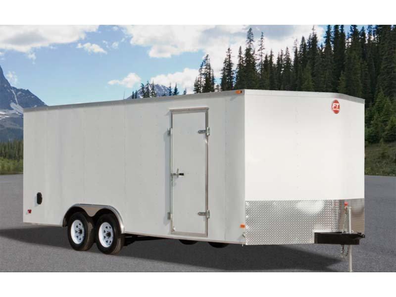 2017 Wells Cargo FT85204 Enclosed Cargo Trailer
