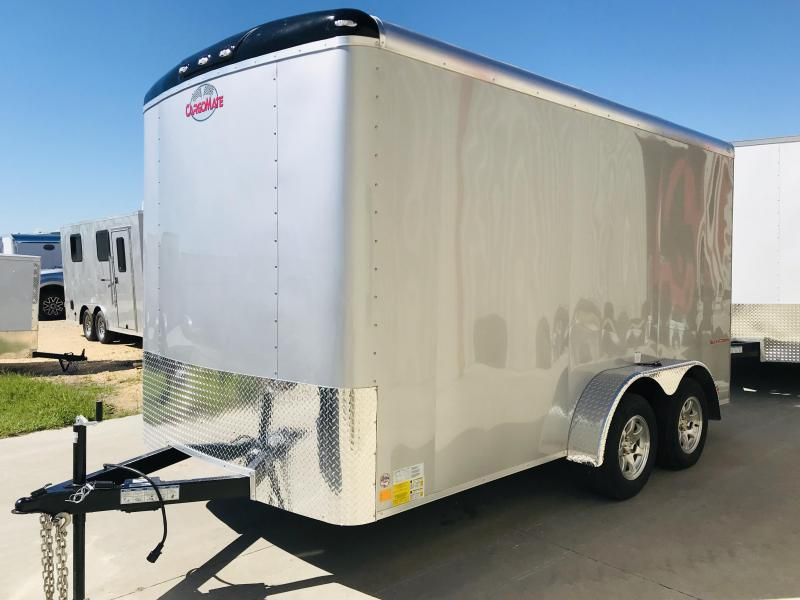2019 Cargo Mate Enclosed Cargo Trailer | Trailers in Houston TX ...