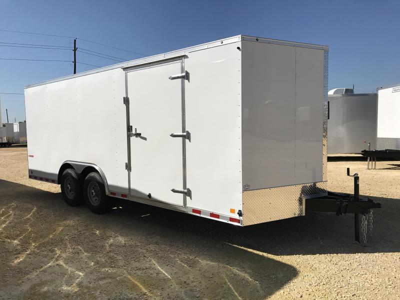 2018 Cargo Mate TXEHW8.520TA4 Car / Racing Trailer