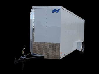 2017 Haulmark TH6X10DS2 BARN DOORS