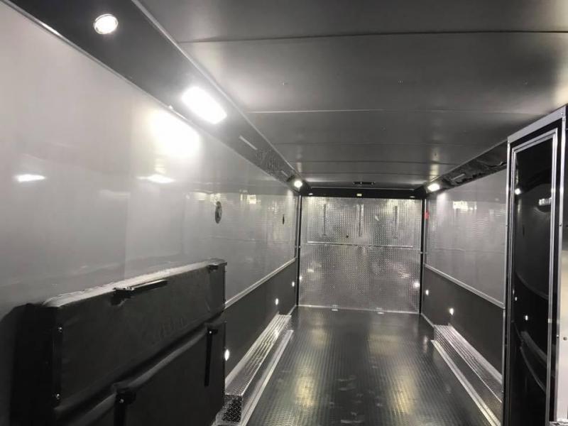 44 Bathroom Continental Trailers AUTOMASTER Car / Racing Trailer