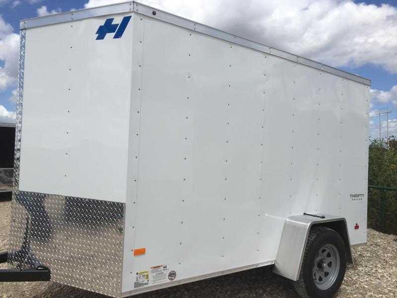 5X10 Extra Height Haulmark LOADED Enclosed Cargo Trailer