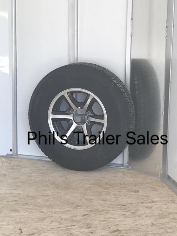 2018 7 x16 Sundowner Commercial Grade Cargo / Enclosed Trailer
