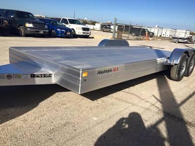 Haulmark 20 car hauler 5 k axles Car Trailer