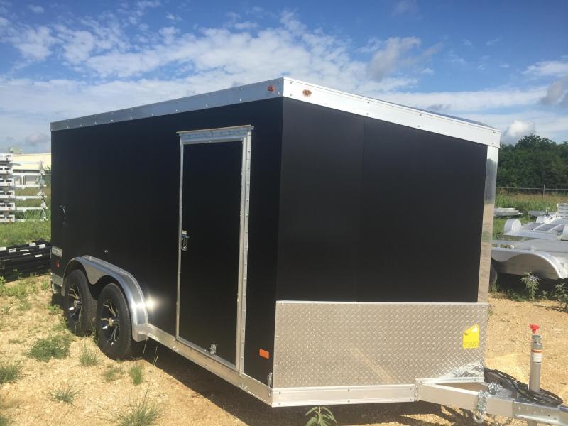 2016 Haulmark All Aluminum 7.5x14 motorcycle trailer Motorcycle Trailer