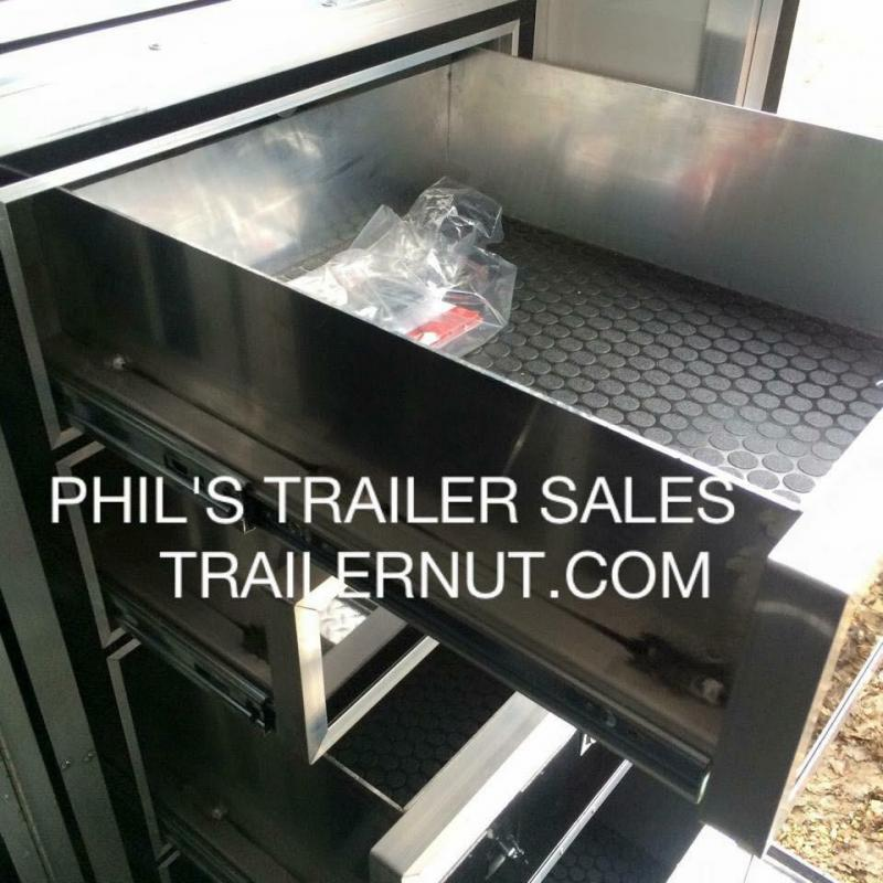 """Continental Cargo Auto Master 32 FT 12"""" EXTRA HT STEREO   RACE trailer with STEREO"""