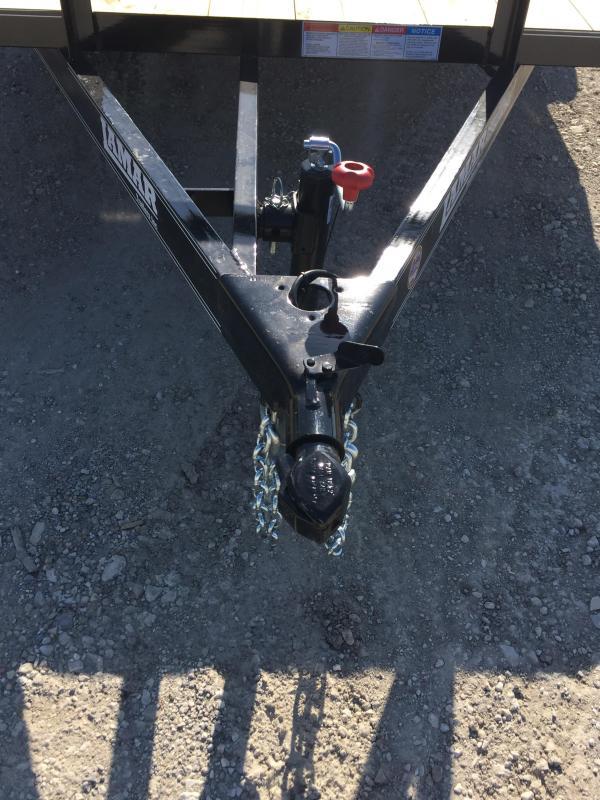Lamar Trailers UT 83x16 Utility Trailer