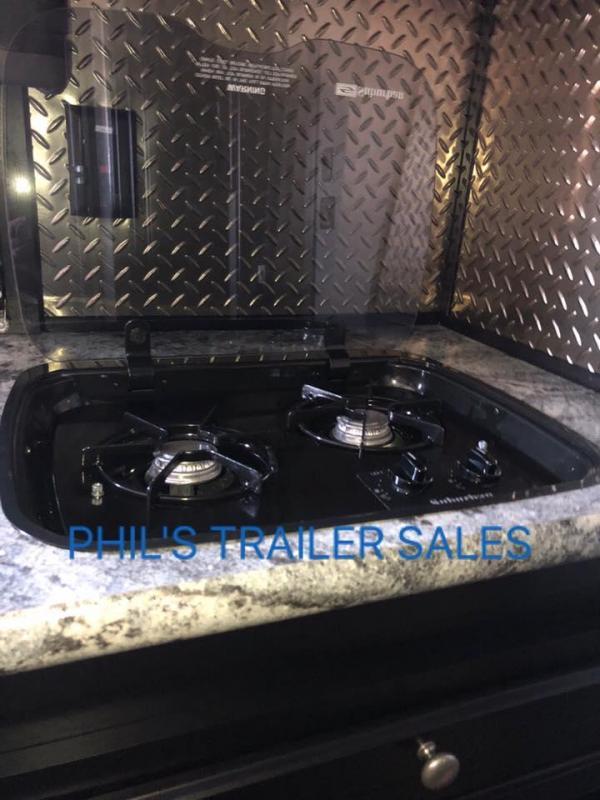 2018 Sundowner 2586 SGM SUNDOWNER TOY HAULER WITH SLIDE OUT Motorcycle Trailer