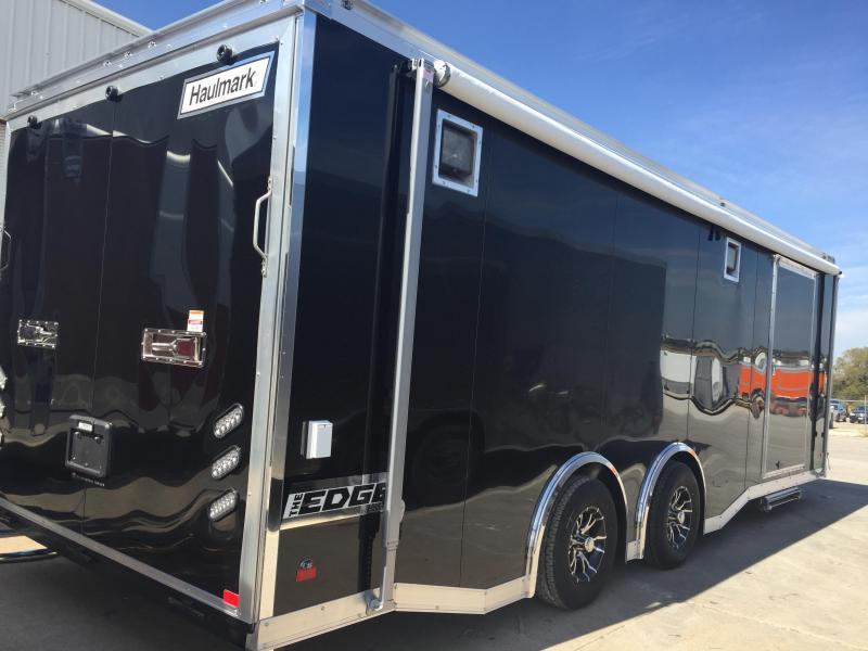 Haulmark Enclosed race trailer Car / Racing Trailer