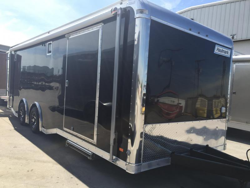 Haulmark Enclosed race trailer Car / Racing Trailer