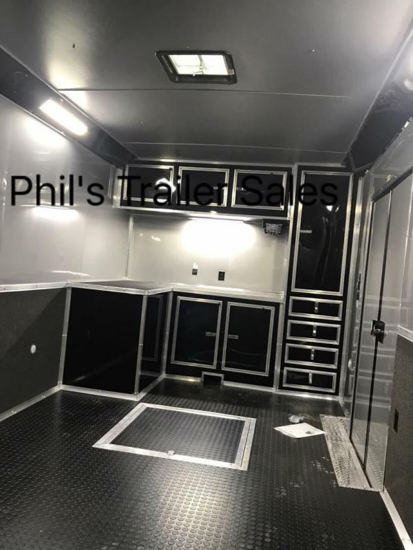 2018 Continental Cargo AUTOMASTER Car / Racing Trailer
