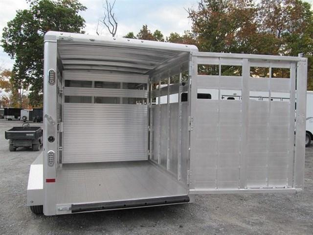 2018 Sundowner Trailers Stockman express Stock / Stock Combo Trailer