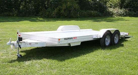 Haulmark HACO7918 Car / Racing Trailer
